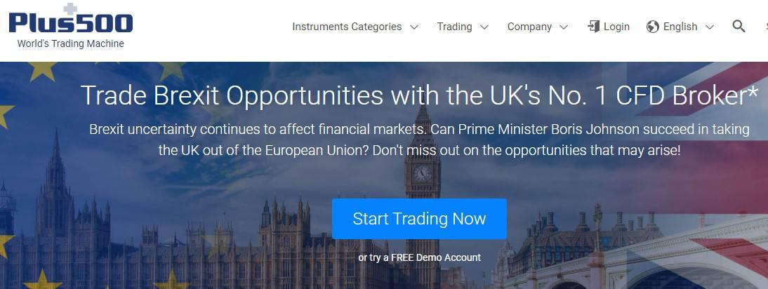 Brexit forex market