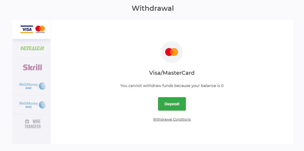 iq option withdrawal