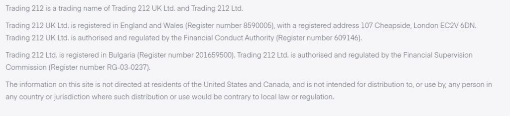trading 212 safe
